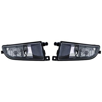 Fits Volkswagen Bettle Coupe 2012-1\27\13\Convertible TO 3\13 Foglight Assembly Pair Driver and Passenger Side VW2592122, VW2593122