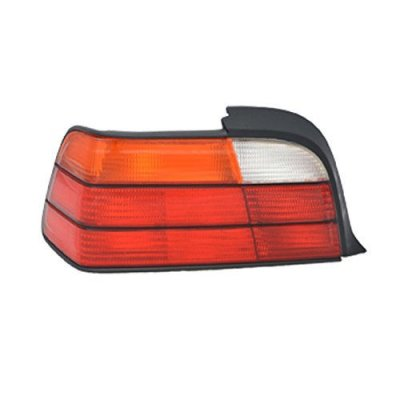 NEW LEFT TAIL LIGHT FITS BMW 328IS COUPE 328I CONVERTIBLE 1996-1999 63218353273 63-21-8-353-273 BM2800106