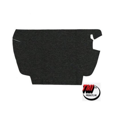 Tmi Front Trunk Grey Carpet Kit For 1968 To 1978 Hardtop Or Convertible Standard Beetle