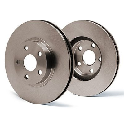 Front Premium OE Blank Rotors SY009741 | Fits: 2007 07 VW Beetle Convertible Models w\ 288mm Diameter Front Rotors