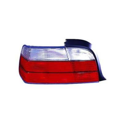 Make Auto Parts Manufacturing - DRIVER SIDE TAIL LIGHT LENS AND HOUSING; FOR 92-97 COUPE\CONVERTIBLE - BM2800106N