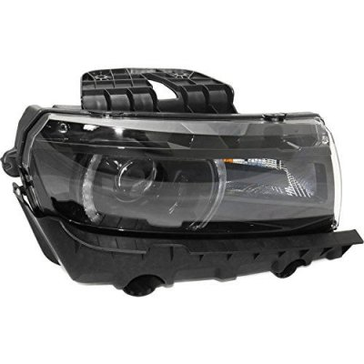 Evan-Fischer EVA135060716400 Headlight for Chevrolet Camaro 14-15 RH Assembly HID W\HID Kit LT\SS Model Convertible\Coupe Right Side