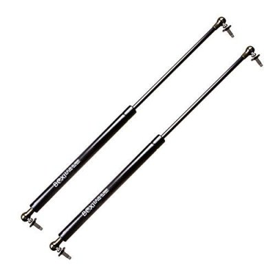 BOXI 2 Pcs Trunk Lift Supports For Mitsubishi Eclipse Spyder Convertible 2001 - 2005 Trunk With Rear Spoiler 4137,MR375705
