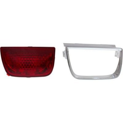 MAPM Premium CAMARO 10-13 TAIL LAMP LH, Inner, Assembly, w\o RS Pkg, Convertible\Coupe