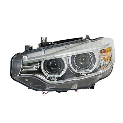 OE Replacement BMW 428I_CONVERTIBLE Headlight (Partslink Number BM2519160)