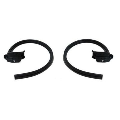 1993 - 2002 Rear Door Opening Frame Rubber Weatherstripping Seals, Convertible