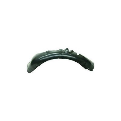 AUDI A4 03-06 FRONT SPLASH SHIELD LH, Convertible