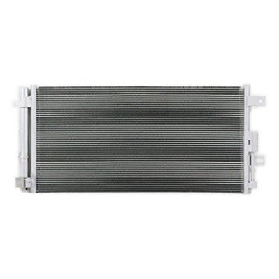 A-C Condenser - Pacific Best Inc For\Fit 3987 12-16 FIAT 500 Hatchback\Convertible