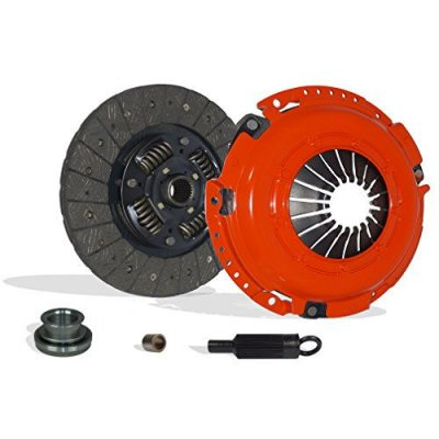 Clutch Kit Works With Chevy Camaro Pontiac Firebird Base Convertible Coupe 2-Door 1993-1995 3.4L 207Cu. In. V6 GAS OHV Naturally Aspirated (Stage 1)