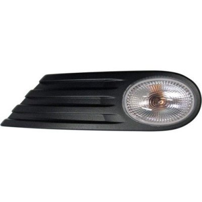 Compatible 2007 - 2010 Mini Cooper Side Repeater Light - Left (Driver) Side - (Base Model R56 Body Code + R56 Body Code; Convertible + Clubman R55 Body Code + S R56 Body Code; Convertible) 63)