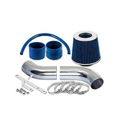 ST Racing Blue Short Ram Air Intake Kit + Filter 95-00 Chrysler Sebring JX\JXi Convertible Cirrus 2.5L V6