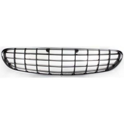 Make Auto Parts Manufacturing - GRILLE; CONVERTIBLE; CHROME\DARK GRAY - CH1200263