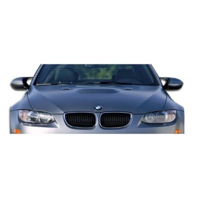2007-2010 BMW 3 Series E92 E93 Convertible 2DR Duraflex M3 Look Hood - 1 Piece