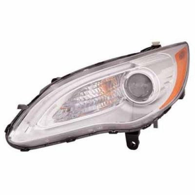 OE Replacement Headlight Assembly CHRYSLER 200 CONVERTIBLE 2011-2014 (Partslink CH2518140)