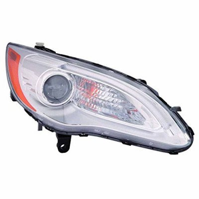 OE Replacement Headlight Assembly CHRYSLER 200 CONVERTIBLE