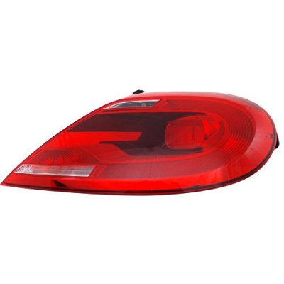 Evan-Fischer EVA156090116103 Taillight for Volkswagen Beetle 12-16 Right Side Assembly From 12-26-11 Hatchback\Convertible
