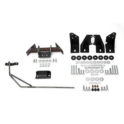 Eckler\'s Premier Quality Products 57153342 Chevy Automatic Transmission Conversion Kit TH350 & 700R4For Convertible Only