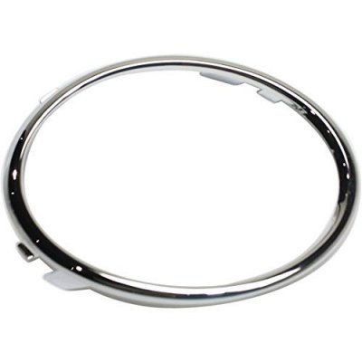 Evan-Fischer EVA258101714202 Fog Light Trim for A5\S5 08-12 Molding Ring Chrome Coupe\Convertible Right Side