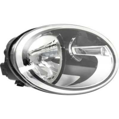 Perfect Fit Group REPV100197Q - Beetle Head Lamp RH, Assembly, Halogen, Convertible\ Hatchback) - Capa