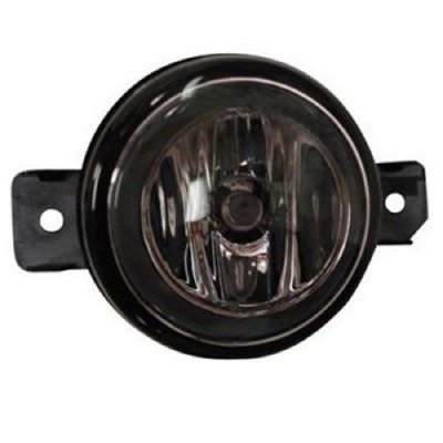 Compatible 2010-2011 Infiniti G37 Fog Light Assembly Housing\Lens\Cover - Right (Passenger) Side - (Convertible + Coupe) 26150-9B91D NI2593122 Replacement For Infiniti G37