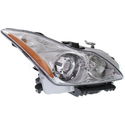 Make Auto Parts Manufacturing - G37 08-10 HEAD LAMP RH, Assembly, HID, w\HID Kit, Convertible\Coupe - IN2503147