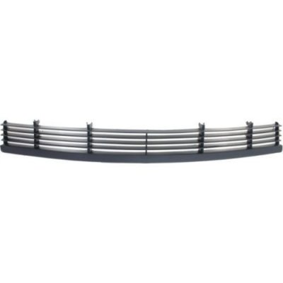 Make Auto Parts Manufacturing - 3-SERIES 94-99 FRONT BUMPER GRILLE, Lower, Black, w\Open Grid, Convertible\Coupe\Sedan - BM1200119