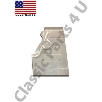 Motor City Sheet Metal - Works With 1939-1940 FORD Tudor, Fordor, Coupe, Convertible Passenger Side FRONT FLOOR PAN