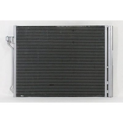 A-C Condenser - Pacific Best Inc For\Fit 3896 10-16 BMW 5-Series Gran Turismo 4.4L 11-11 528i 11-16 550i 13-16 6-Series GT 4.4L 12-16 6-Series Convertible\Coupe 4.4L