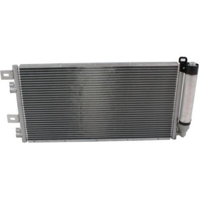 Make Auto Parts Manufacturing - AC CONDENSER WITH RECEIVER-DRIER 02-06 HATCHBACK 05-08 CONVERTIBLE - CNDDPI3254