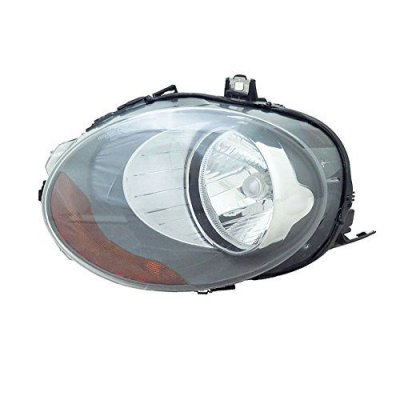 NEW LEFT HEADLIGHT FITS MINI COOPER CONVERTIBLE 2016-2017 63117401599 MC2518100