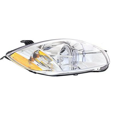Evan-Fischer EVA135110416204 Headlight for Mitsubishi Eclipse 07-12 Right Side Assembly Halogen Convertible CAPA Certified