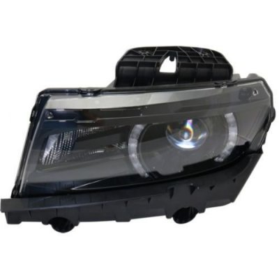 Make Auto Parts Manufacturing - CAMARO 14-15 HEAD LAMP LH, Assembly, HID, w\HID Kit, LT\SS Model, w\RS Pkg, Convertible\Coupe - GM2502392