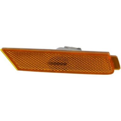 Perfect Fit Group REPC104507Q - Camaro Front Side Marker Lamp RH, Assembly, Coupe\ Convertible - Capa