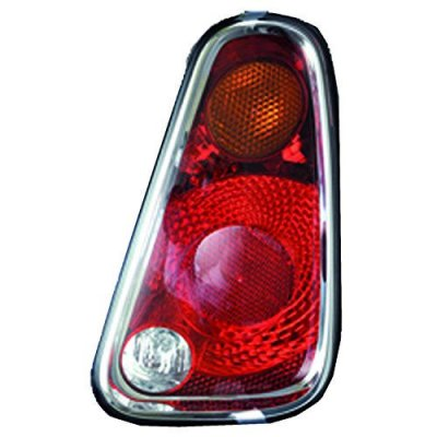 OE Replacement Tail Light Assembly MINI COOPER CONVERTIBLE 2004-2008
