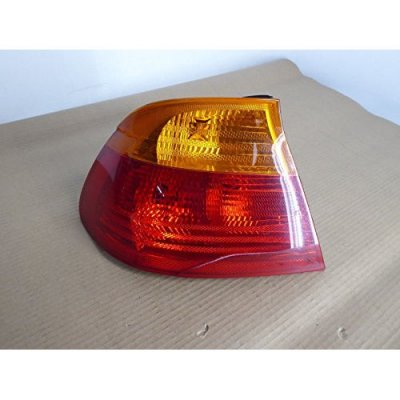 BMW 330Ci Convertible E46 Left Passenger Tail Lamp Assembly 2001 63218375801