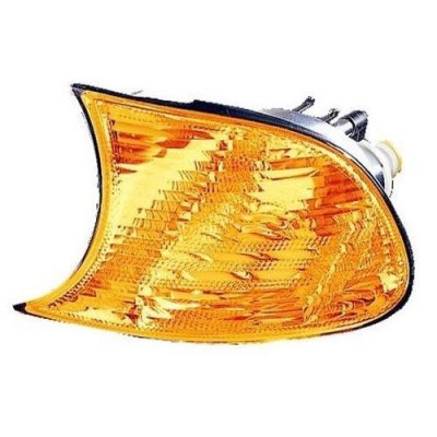 2002-2003 BMW 325Ci Parking Light Assembly Replacement\Lens Cover - Left (Driver) Side - (E46 Body Code; Convertible + E46 Body Code; 2 Door; Coupe) 63 13 6 919 649 BM2520115