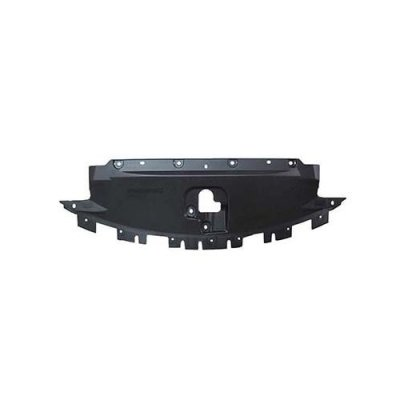 Make Auto Parts Manufacturing - UPPER RADIATOR SUPPORT COVER [SIGHT SHIELD]; COUPE\CONVERTIBLE - IN1224100