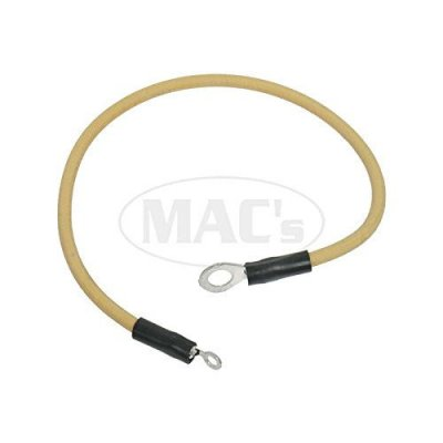 MACs Auto Parts 49-12252 Convertible Top Control Wire - Circuit Breaker To Solenoid - 16 Long - Ford Convertible