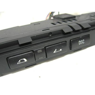 (99-02) BMW E46 325iC 3-series Center Console DSC Convertible Top Switch 61316914707