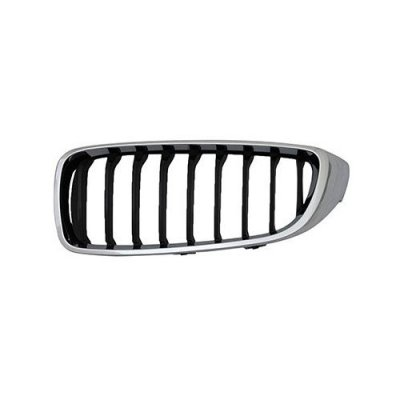 Make Auto Parts Manufacturing - DRIVER SIDE GRILLE; FITS COUPE AND CONVERTIBLE; WITH SPORT AND - BM1200264
