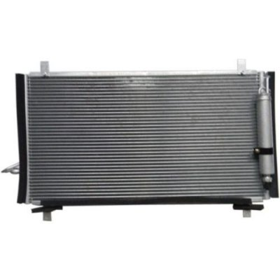 Make Auto Parts Manufacturing - AC CONDENSER WITH RECEIVER DRIER 03-08 COUPE; 04-08 CONVERTIBLE - CNDDPI4707