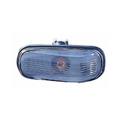Fits Saab 93 Hatchback\Convertible 2001-2003\Saab 95 1999-2005 Side Repeater Lamp R=L Clear Lens SB2571101