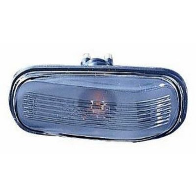 Saab 9-5 HB\Convertible 01-03\9 5 99-05 Corner Light R=L CLEAR LENS