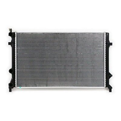 Radiator - Pacific Best Inc For\Fit 13215 11-16 Volkswagen Jetta Sedan 12-15 VW Beetle Convertible 12-14 Beetle Coupe PTAC