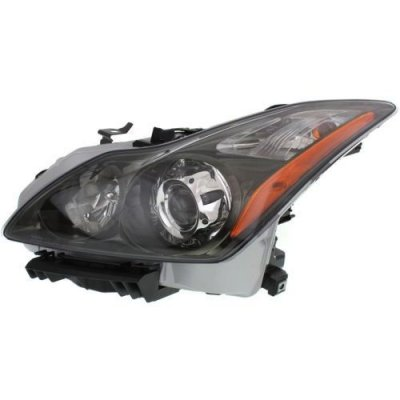 Perfect Fit Group REPI100116 - G37 \ Q60 Head Lamp LH, Assembly, Hid, W\ Hid Kit, Convertible\ Coupe