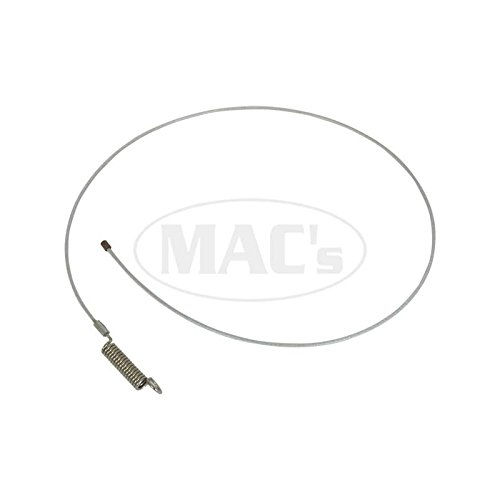 MACs Auto Parts 4174347 Convertible Tension Cables Side Pair Fairlane Cyclone 67