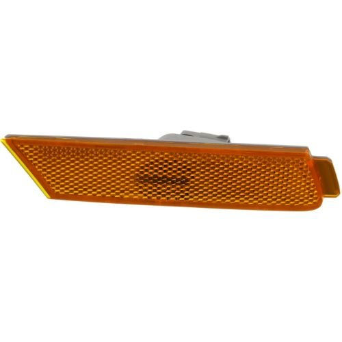 MAPM Premium CAMARO 10-15 FRONT SIDE MARKER LAMP RH, Assembly, Coupe\Convertible - CAPA