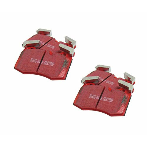 Mini Cooper JCW Brake Pads FRONT EBC Redstuff Gen2 Clubman R55, Hatchback R56, Convertible R57, Coupe R58 , Roadster R59