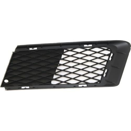 Perfect Fit Group REPB015512 - 3-Series Front Bumper Grille LH, Outer, W\O M Pkg., W\O Turbo, 3.0L Eng., Convertible\ Coupe