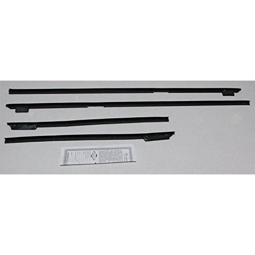 Repops Automotive Reproductions Window Sweeps Felt Kit For 1967-1968 Chevy Impala 2 Door Convertible OEM